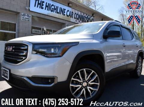 2017 GMC Acadia for sale at The Highline Car Connection in Waterbury CT