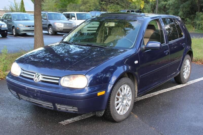 2006 Volkswagen Golf for sale at Auto Bahn Motors in Winchester VA
