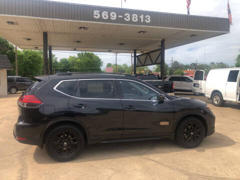 2017 Nissan Rogue for sale at BOB SMITH AUTO SALES in Mineola TX