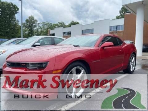 2015 Chevrolet Camaro for sale at Mark Sweeney Buick GMC in Cincinnati OH