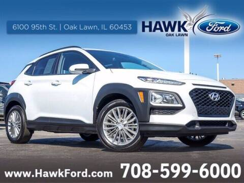 2019 Hyundai Kona for sale at Hawk Ford of Oak Lawn in Oak Lawn IL