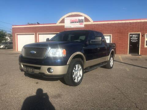 2007 Ford F-150 for sale at Family Auto Finance OKC LLC in Oklahoma City OK