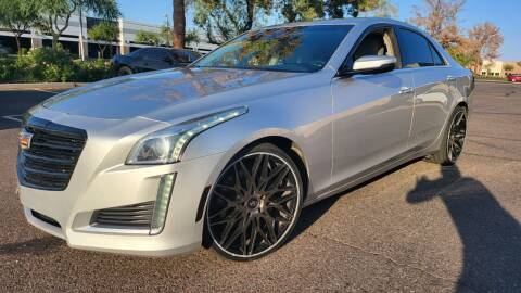 2016 Cadillac CTS for sale at Arizona Auto Resource in Tempe AZ