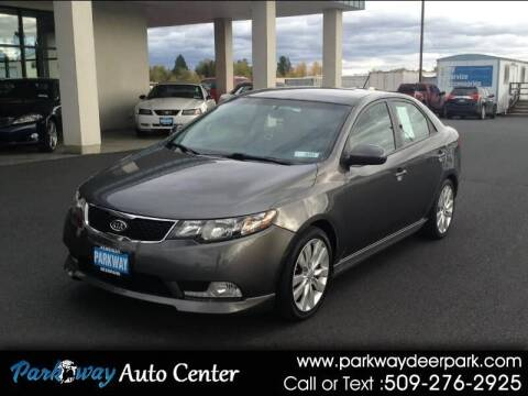 2013 Kia Forte for sale at PARKWAY AUTO CENTER AND RV in Deer Park WA