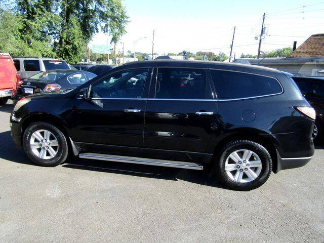 2014 Chevrolet Traverse for sale at American Auto Group Now in Maple Shade NJ