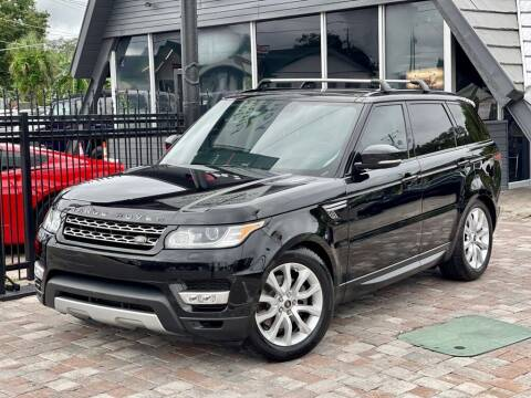 2014 Land Rover Range Rover Sport for sale at Unique Motors of Tampa in Tampa FL