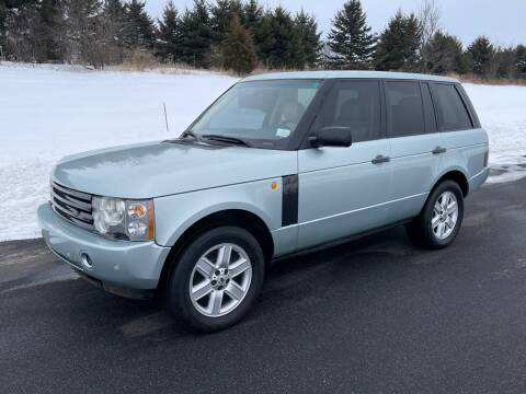 2003 Land Rover Range Rover for sale at Geneva Motorcars LLC in Delavan WI