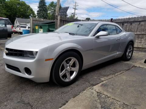 2012 Chevrolet Camaro for sale at DALE'S AUTO INC in Mt Clemens MI