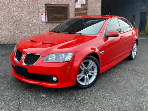 2008 Pontiac G8 for sale at JMAC IMPORT AND EXPORT STORAGE WAREHOUSE in Bloomfield NJ