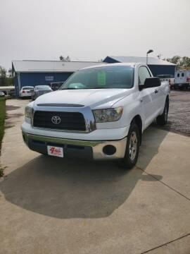 2008 Toyota Tundra for sale at Four Guys Auto in Cedar Rapids IA