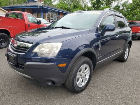 2008 Saturn Vue for sale at CENTRAL AUTO GROUP in Raritan NJ