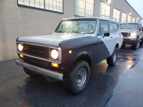 1979 International International Harvester for sale at Great Lakes Classic Cars & Detail Shop in Hilton NY