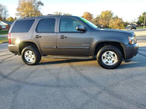 2010 Chevrolet Tahoe for sale at Magana Auto Sales Inc in Aurora IL