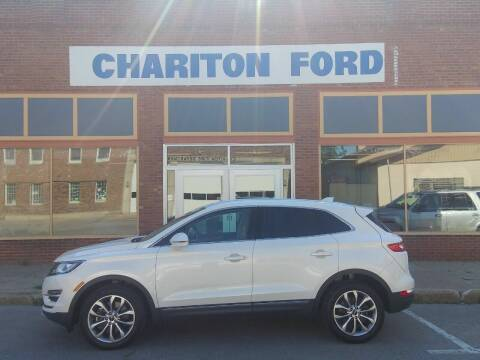 2017 Lincoln MKC for sale at Chariton Ford in Chariton IA