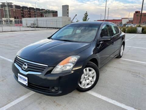 2009 Nissan Altima for sale at Freedom Motors in Lincoln NE