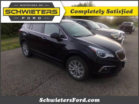 2017 Buick Envision for sale at Schwieters Ford of Montevideo in Montevideo MN