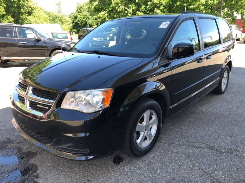 2012 Dodge Grand Caravan for sale at Barga Motors in Tewksbury MA