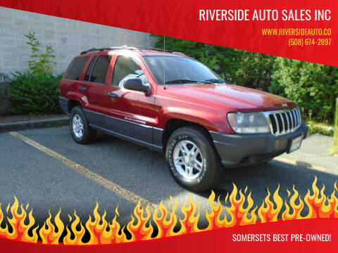 jeep grand cherokee for sale in somerset ma riverside auto sales inc jeep grand cherokee for sale in