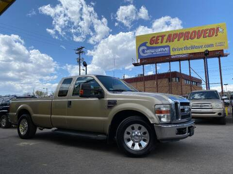 2008 Ford F-350 Super Duty for sale at New Wave Auto Brokers & Sales in Denver CO