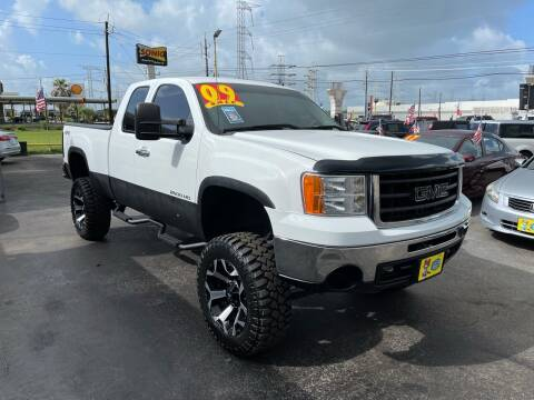 2009 GMC Sierra 1500 for sale at Texas 1 Auto Finance in Kemah TX