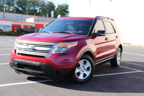 2013 Ford Explorer for sale at Auto Guia in Chamblee GA