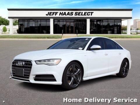 2016 Audi S6 for sale at JEFF HAAS MAZDA in Houston TX