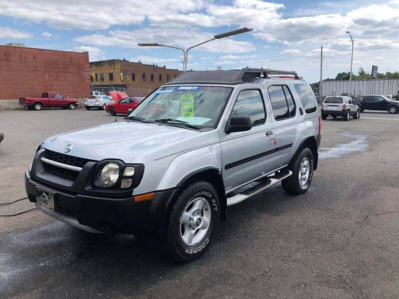 2002 Nissan Xterra for sale at LINDER'S AUTO SALES in Gastonia NC
