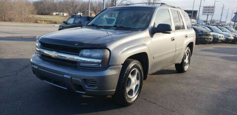 2007 Chevrolet TrailBlazer for sale at Auto Choice in Belton MO