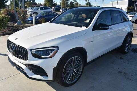 2021 Mercedes-Benz GLC for sale at PHIL SMITH AUTOMOTIVE GROUP - MERCEDES BENZ OF FAYETTEVILLE in Fayetteville NC