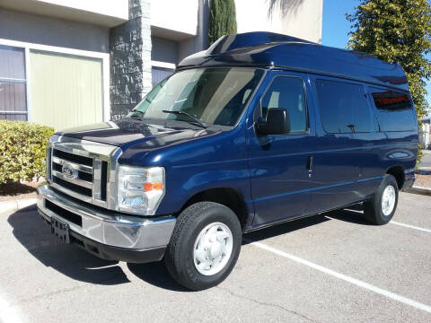 2009 Ford E-Series Wagon for sale at Nevada Credit Save in Las Vegas NV