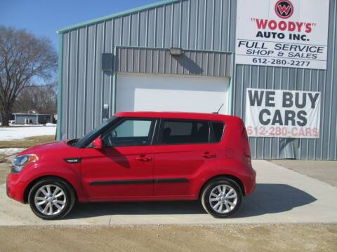 2013 Kia Soul for sale at Woody's Auto Sales Inc in Randolph MN