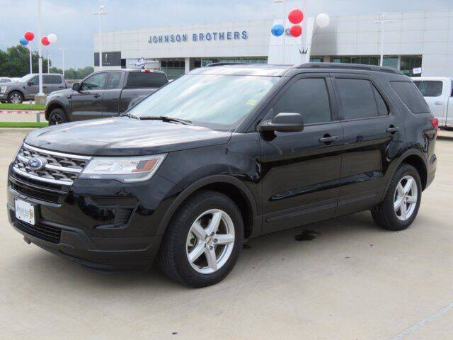 2018 Ford Explorer for sale in Temple, TX