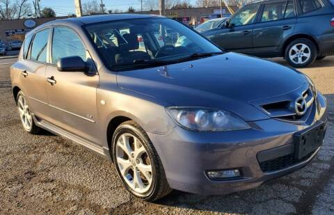 2008 Mazda MAZDA3 for sale at Nile Auto in Columbus OH