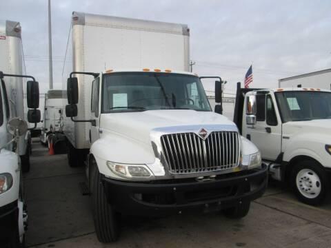 2013 International DuraStar 4300 for sale at Pasadena Auto Planet - 9172 North Freeway in Houston TX