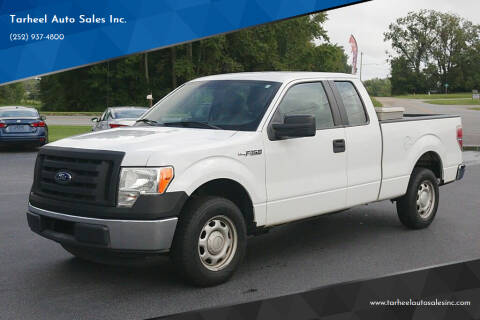 2011 Ford F-150 for sale at Tarheel Auto Sales Inc. in Rocky Mount NC