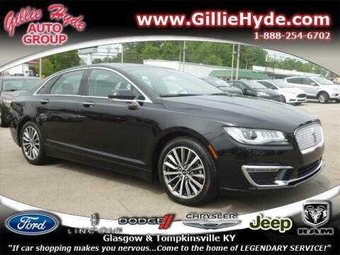 2019 Lincoln MKZ Hybrid for sale at Gillie Hyde Auto Group in Glasgow KY