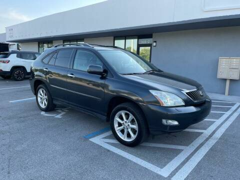2008 Lexus RX 350 for sale at UNITED AUTO BROKERS in Hollywood FL