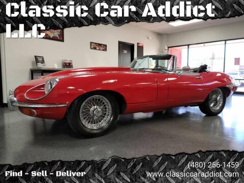 1970 Jaguar E-Type for sale at Classic Car Addict in Mesa AZ