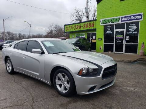 2012 Dodge Charger for sale at Empire Auto Group in Indianapolis IN