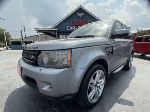 2012 Land Rover Range Rover Sport for sale at LUNA CAR CENTER in San Antonio TX