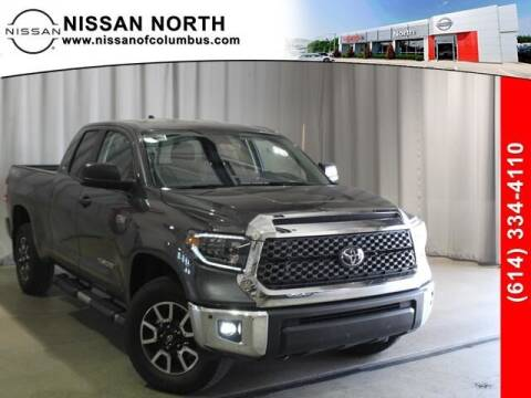 2021 Toyota Tundra for sale at Auto Center of Columbus in Columbus OH