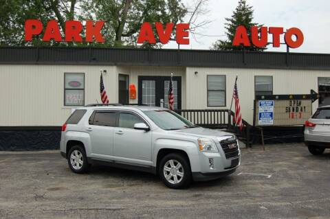 2015 GMC Terrain for sale at Park Ave Auto Inc. in Worcester MA