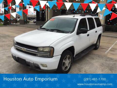 2005 Chevrolet TrailBlazer EXT for sale at 1st Stop Auto in Houston TX