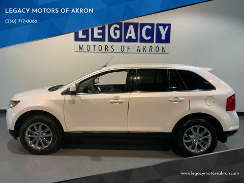 2011 Ford Edge for sale at LEGACY MOTORS OF AKRON in Akron OH
