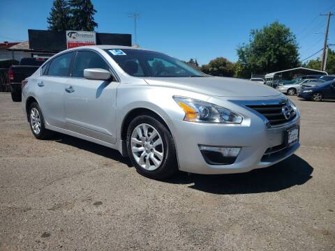 2015 Nissan Altima for sale at Universal Auto Sales in Salem OR