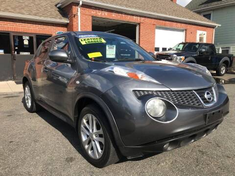 2011 Nissan JUKE for sale at Real Auto Shop Inc. in Somerville MA