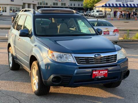 2010 Subaru Forester for sale at H4T Auto in Toledo OH