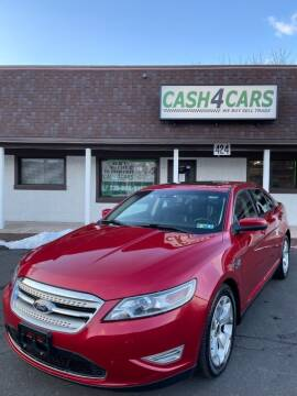 2010 Ford Taurus for sale at Cash 4 Cars in Penndel PA