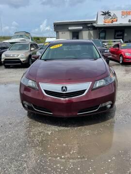 2014 Acura TL for sale at DMC Motors of Florida in Orlando FL