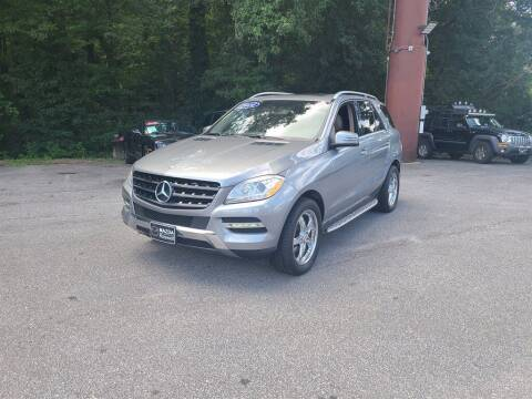 2014 Mercedes-Benz M-Class for sale at AutoStar Norcross in Norcross GA